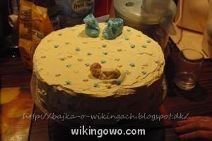 Tort orzechowo- czekoladowy mmm