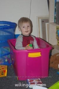 Ostatnio w pudle na zabawki często można spotkać Wikinga