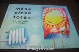 Winda na księżyc - książka o miesiącach